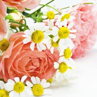 花束や切り花の手入れ